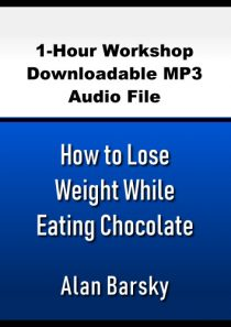 How to Lose Weight While Eating Chocolate