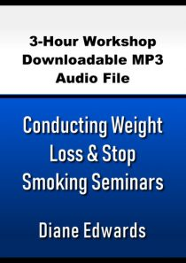 Conducting Weight Loss & Stop Smoking Seminars