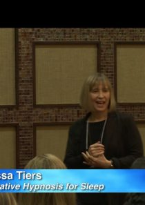 Integrative Hypnosis for Sleep – Melissa Tiers