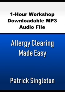 Allergy Clearing Made Easy