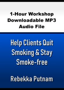 Help Clients Quit Smoking & Stay Smoke-free