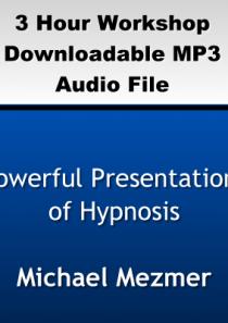 Powerful Presentations of Hypnosis